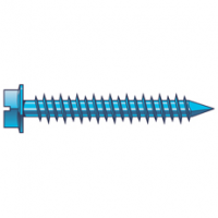 Tapper Hex Concrete Screw 4.8x57