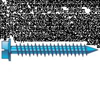 Tapper Hex Concrete Screw 6.3x82