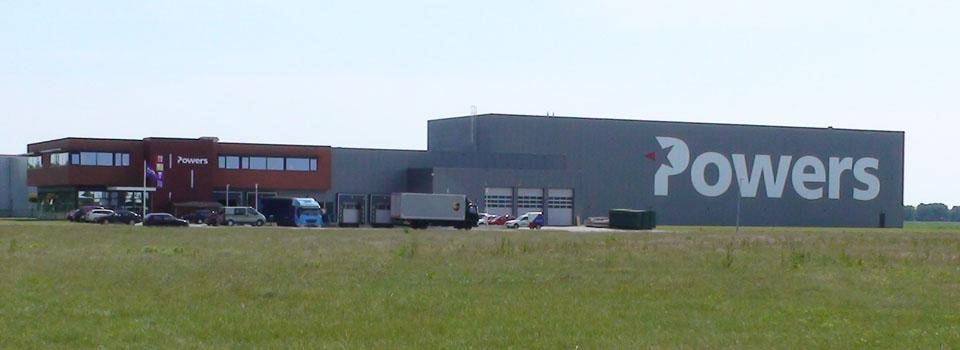 Powers Fasteners warehouse, Netherlands